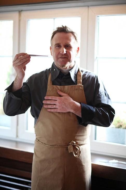 Photo de cuisinier